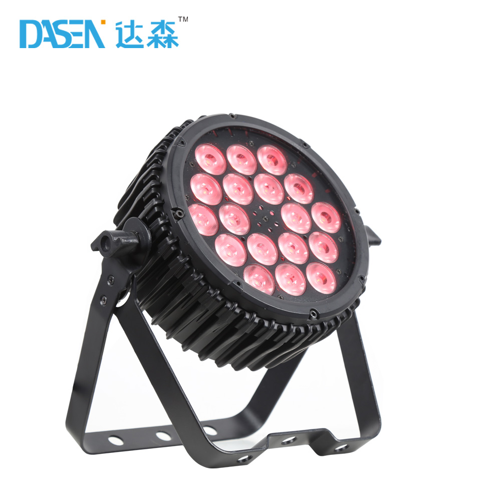LED RGB PAR MYLED-024