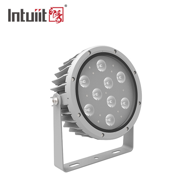 IP65 72W RGBW 4 In 1 LED Garden Spotlights  │ TG037P08