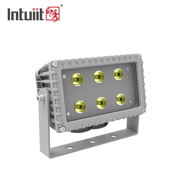 Ultra Compact 20W RGBW Outdoor LED Landscape Flood Lights │ TG041