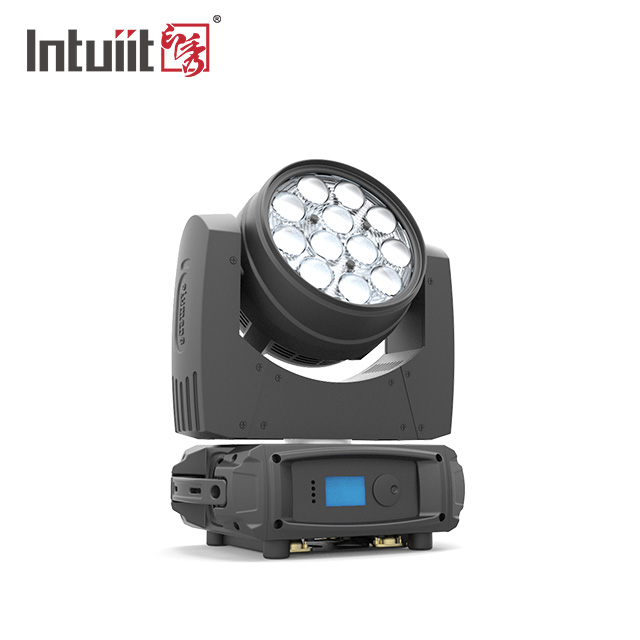 IP20 LED Wash Zoom Moving Head Light │ XY-012A
