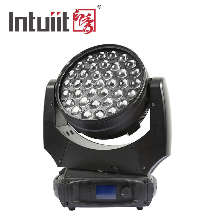 37×10W RGBW 4 In 1 LED Moving Head Wash Light │ XY-037