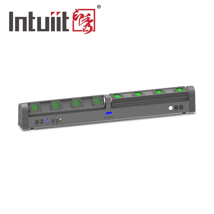 2 Sections Control RGBW 4 In 1 LED Stage Light Bar │ TPL-099AH
