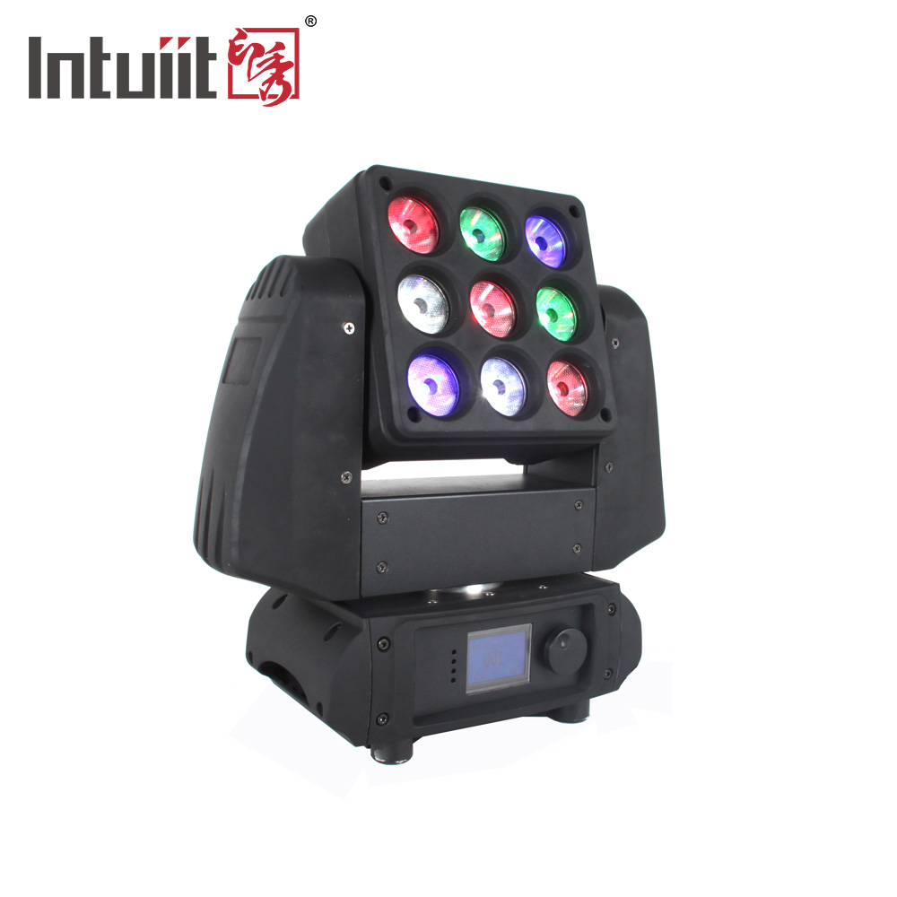LED Matrix Moving Head Stage Light │ XY-006
