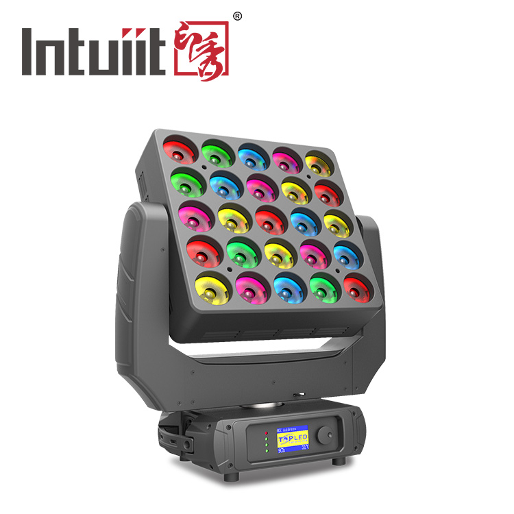 Pixel Control RGBW LED Beam Moving Head Light │ XY-018