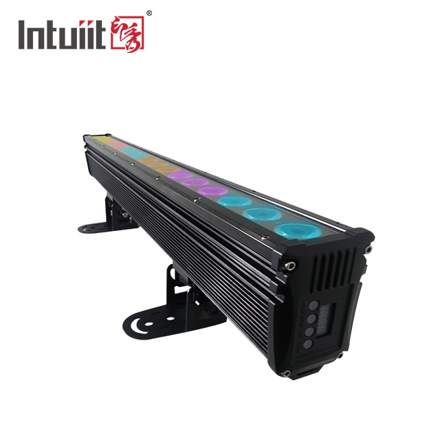 DMX512 18×10W RGBW 4 In 1 LED Stage Lighting Bars │ MYLED-101