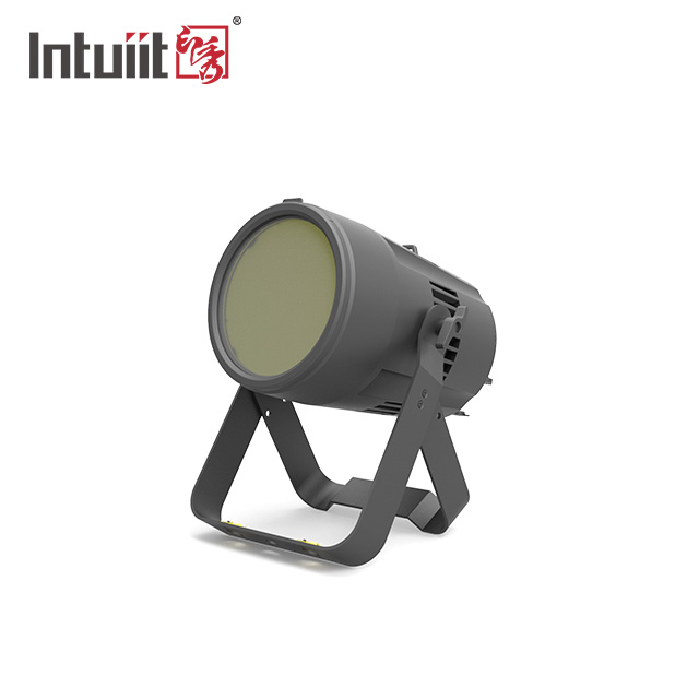 200W Outdoor COB LED Par Can Stage Lights │ YX-201P-6C