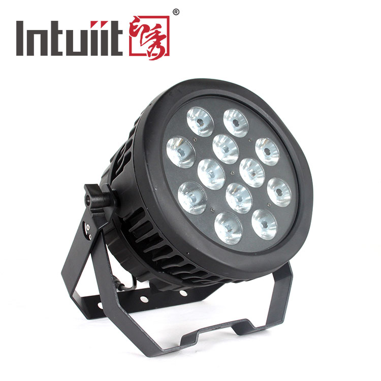 RGBW 120W Narrow Beam LED Par Can Stage Lights │ MYLED-110
